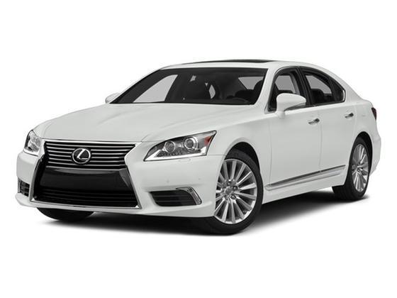 2014 Lexus LS 460 : Car has generic photo