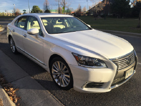 2014 Lexus LS 460:12 car images available