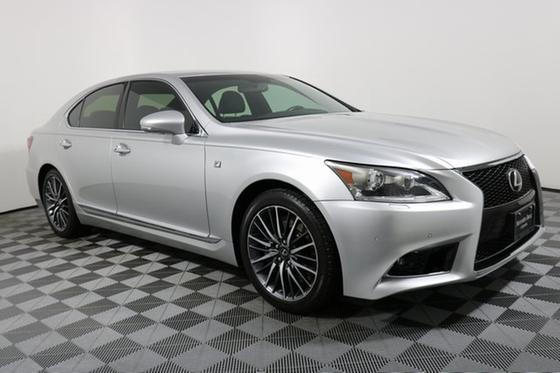2013 Lexus LS 460:24 car images available