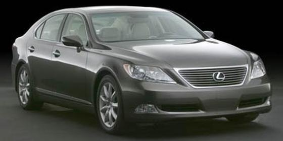 2007 Lexus LS 460 : Car has generic photo