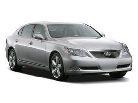 2009 Lexus LS 460 : Car has generic photo
