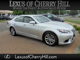 2015 Lexus LS 460:23 car images available
