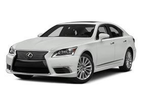 2015 Lexus LS 460 : Car has generic photo