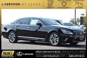 2015 Lexus LS 460:24 car images available
