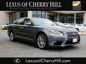 2016 Lexus LS 460:24 car images available