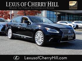 2017 Lexus LS 460:24 car images available