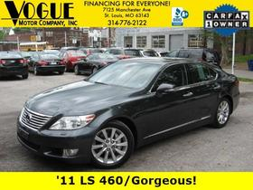 2011 Lexus LS 460:24 car images available