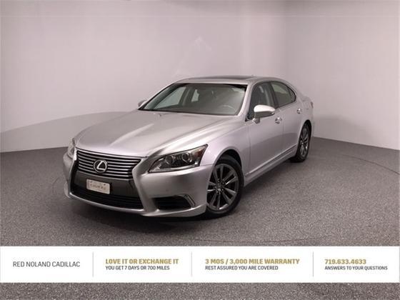 2013 Lexus LS 460:24 car images available