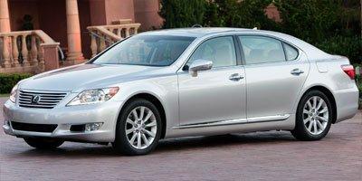 2012 Lexus LS 460 : Car has generic photo