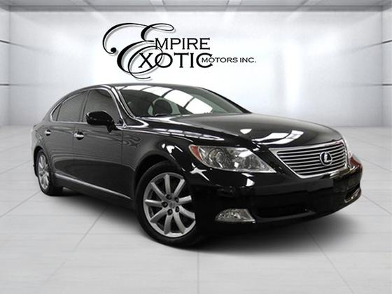 2007 Lexus LS 460L:24 car images available