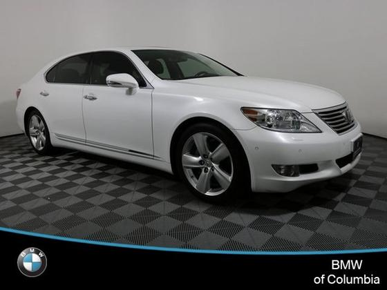 2011 Lexus LS 460L:24 car images available