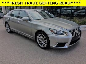 2016 Lexus LS 460L:5 car images available