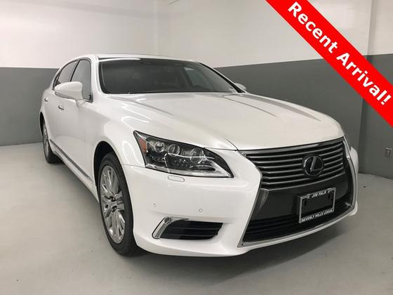 2016 Lexus LS 460L:2 car images available