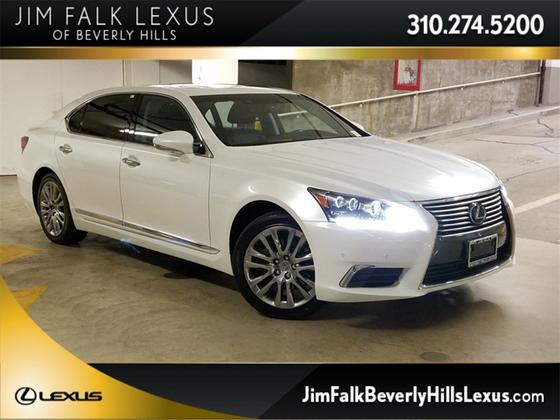 2016 Lexus LS 460L:24 car images available