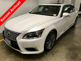 2015 Lexus LS 460L:3 car images available