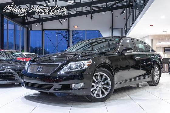2010 Lexus LS 460L:24 car images available