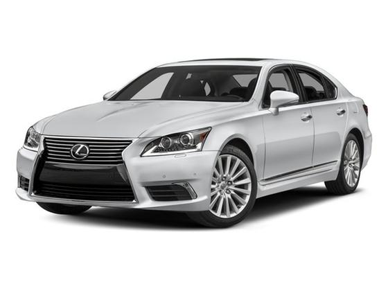 2017 Lexus LS 460L : Car has generic photo