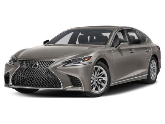 2018 Lexus LS 500 : Car has generic photo