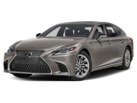 2018 Lexus LS 500 : Car has generic photo
