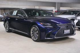 2019 Lexus LS 500:24 car images available
