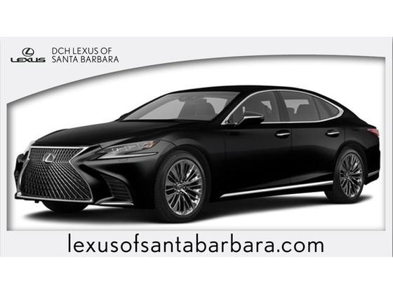 2019 Lexus LS 500:20 car images available