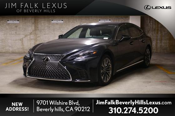 2019 Lexus LS 500:10 car images available