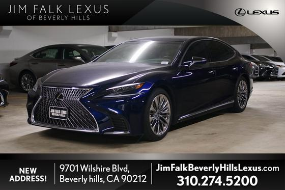 2019 Lexus LS 500:13 car images available