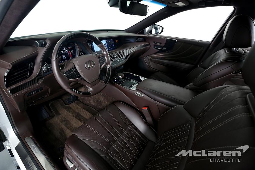 2018 Lexus LS 500