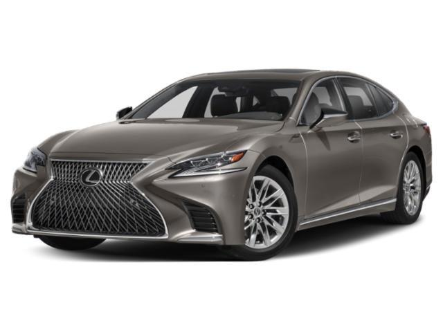 2019 Lexus LS 500 : Car has generic photo