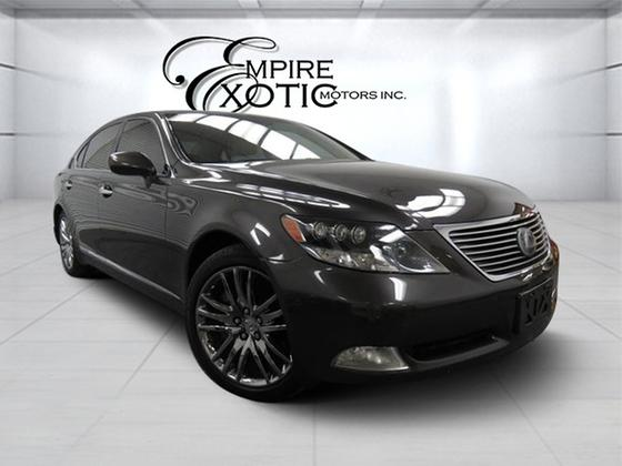 2008 Lexus LS 600H L:24 car images available