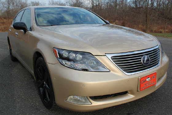 2008 Lexus LS 600H L:6 car images available