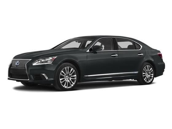 2013 Lexus LS 600H L : Car has generic photo