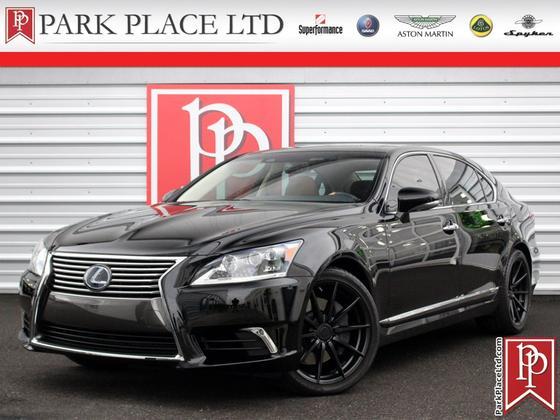 2013 Lexus LS 600H L:24 car images available