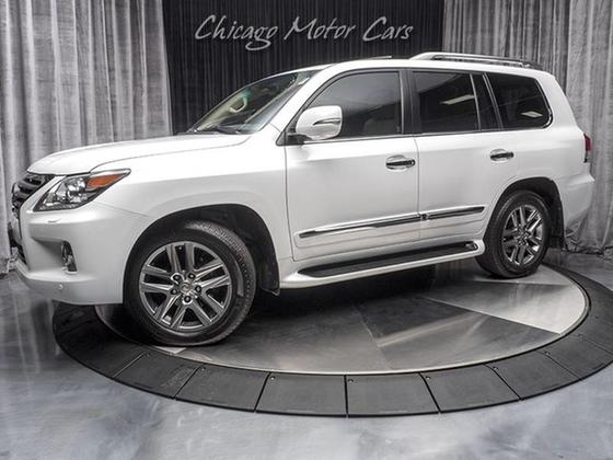 2014 Lexus LX 570:24 car images available