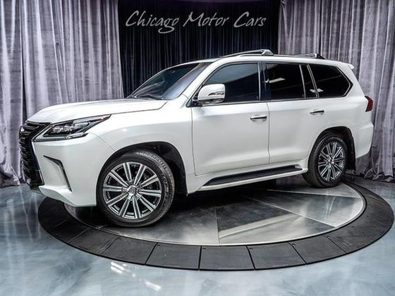 2016 Lexus LX 570:24 car images available
