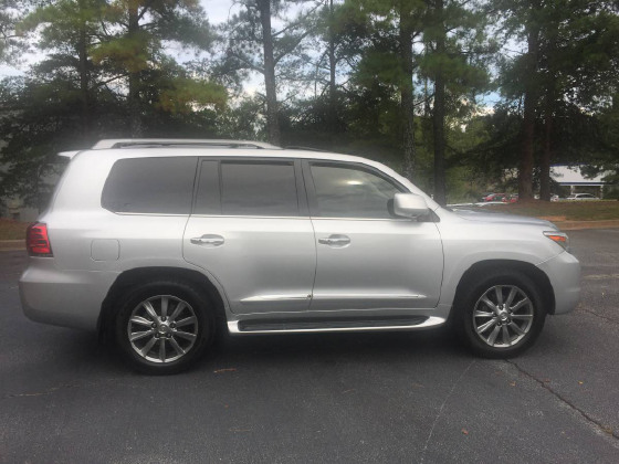 2011 Lexus LX 570:5 car images available