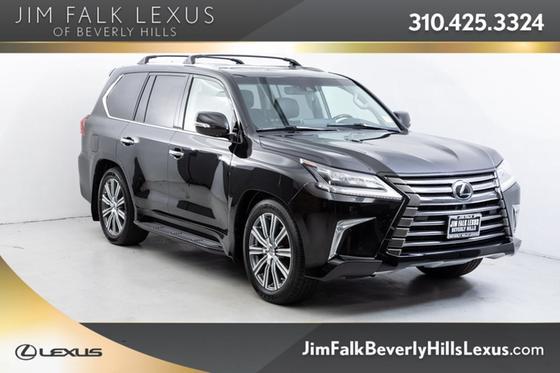 2017 Lexus LX 570:24 car images available