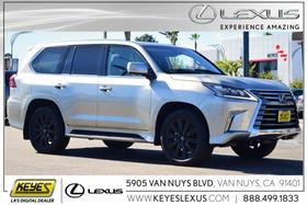 2019 Lexus LX 570:24 car images available