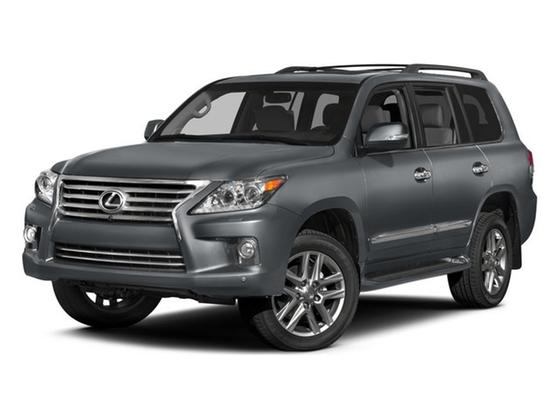 2015 Lexus LX 570 : Car has generic photo