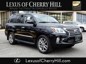 2015 Lexus LX 570:24 car images available