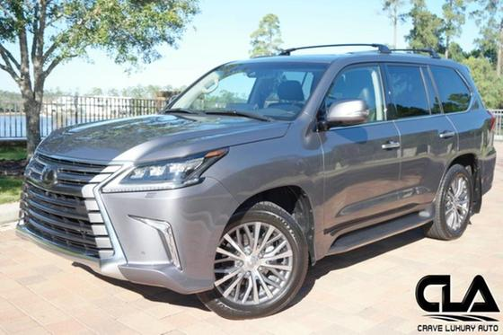 2018 Lexus LX 570:24 car images available