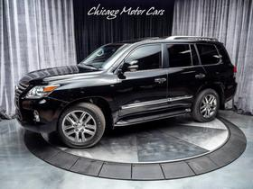 2013 Lexus LX 570:24 car images available