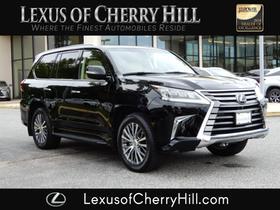 2018 Lexus LX 570:24 car images available