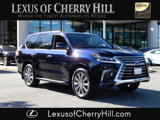 2017 Lexus LX 570:24 car images available