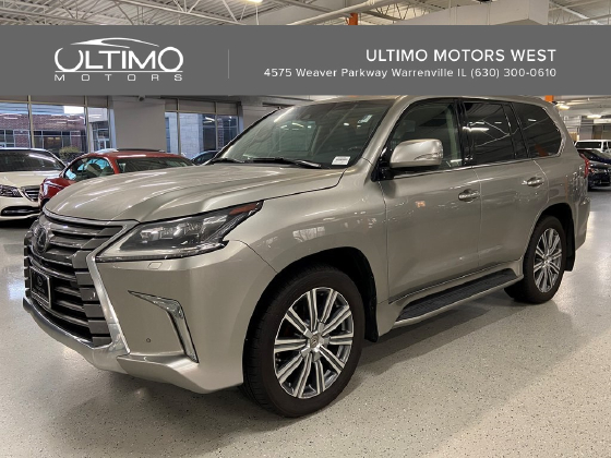 2017 Lexus LX 570:4 car images available