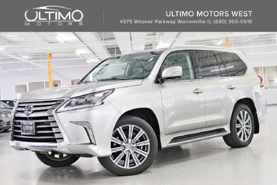2017 Lexus LX 570:6 car images available