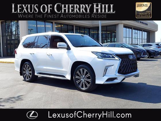 2020 Lexus LX 570:24 car images available