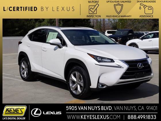 2017 Lexus NX :24 car images available