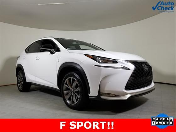 2017 Lexus NX 200t F Sport:24 car images available