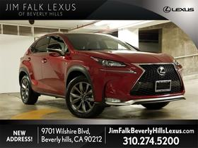 2016 Lexus NX 200t F Sport:24 car images available